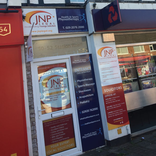 JNP-Cardiff-Office