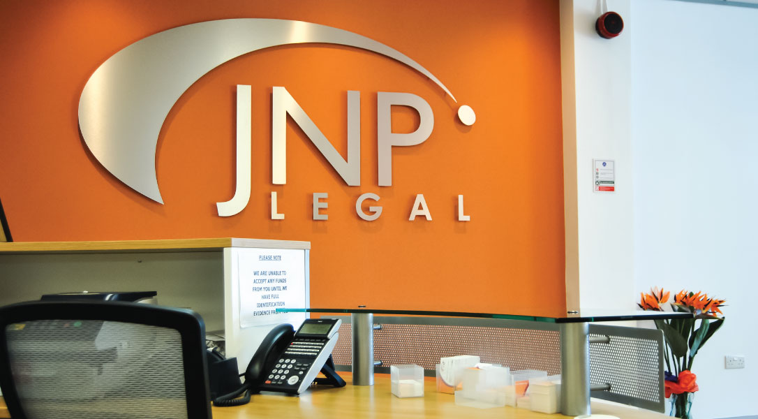 JNP Legal Reception
