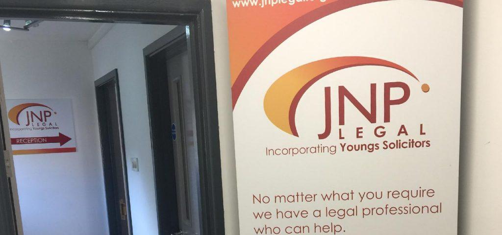 Cardiff Reception, JNP Legal