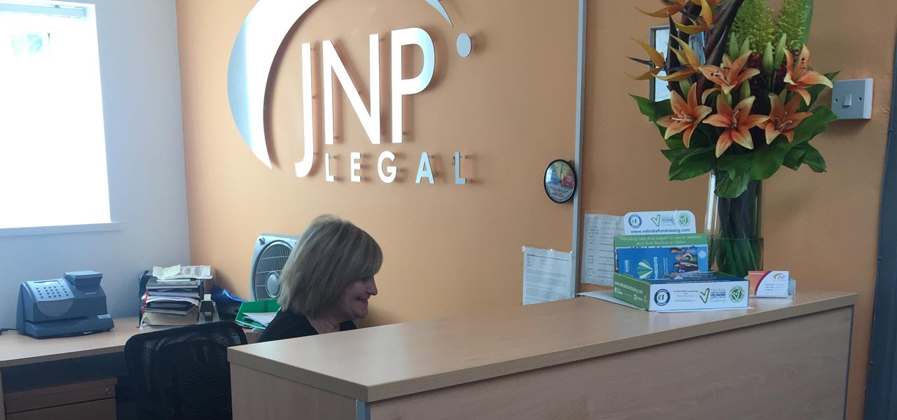 Cardiff office JNP Legal